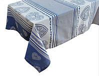 Скатерть из дамасской ткани