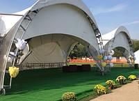Оформление шатров, для мероприятий