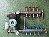 Схема подключения и принцип работы коллектора для водяного теплого пола