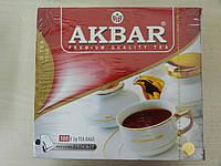 Чай Акбар 100 пакетиков