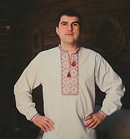 Мужская сорочка вышиванка ВсМ147
