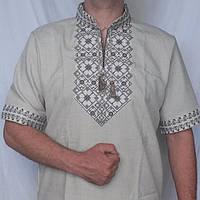 Мужская сорочка вышиванка МРЛ32