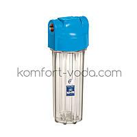 """Корпус фильтра 10"""" для холодной воды Aquafilter FHPR1-HP-S, 1"""""""