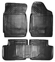 Полиуретановые коврики в салон BYD F3 2005- (АКП) (AVTO-GUMM)