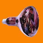 Лампы - излучатели инфракрасные ИКЗК 250 Вт