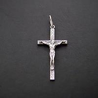 Серебряный крест №44ч