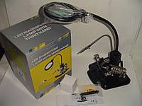 Третья рука с LED подсветкой+ подставка под паяльник ZD-10Y