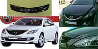 Дефлектор капота Mazda (Австралия - Россия - США)