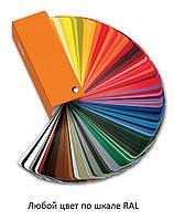 Офисная дверная ручка 500мм с покраской по RAL