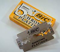 Лезвия Bic Chrome Platinum