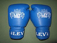 Боксерские перчатки Lev-Sport (кожзам) 8 oz