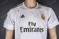 "Футбольная форма ФК ""Реал Мадрид"" взрослая (домашняя), фото 1"