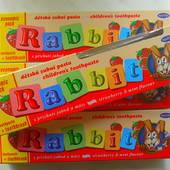 Детская зубная паста Rabbit 45гр. Чехия, фото 2