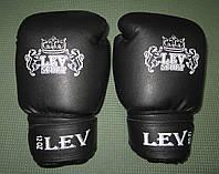 Боксерские перчатки Lev-Sport (кожзам) 12 oz