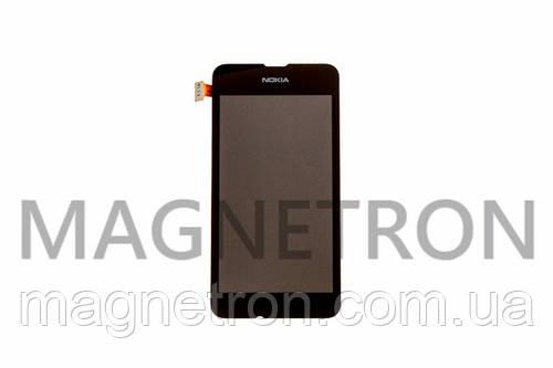Дисплей с тачскрином для мобильных телефонов Nokia Lumia 530