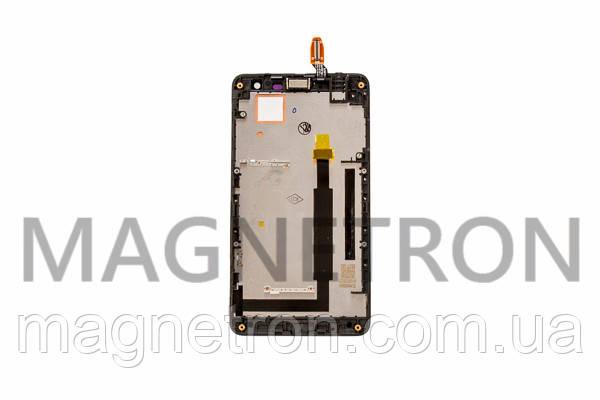 Дисплей с тачскрином и передним корпусом для мобильных телефонов Nokia Lumia 625, фото 2