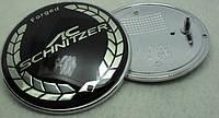 Эмблема багажника BMW Schnitzer 74mm