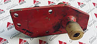 Кронштейн решета D28480088 б/у на комбайн Massey Ferguson