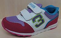 "Детские кроссовки на девочку тм ""Jong-Golf"", фото 1"