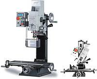 Станок универсально-фрезерный настольный OPTImill BF20 Vario (220В, 850 Вт, масса 103 кг)
