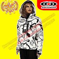 Женская горнолыжная куртка «Salomon»