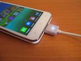 Магнитный кабель USB - micro USB для зарядки. Белый., фото 4