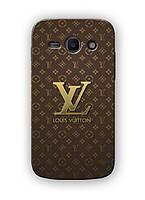 Чехол для Samsung Galaxy J1 Ace J110H (Louis Vuitton)