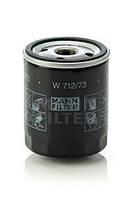 Фильтр масляный MANN W 712/73 для Mazda 6 , Mazda 3 , Ford Focus , Ford Mondeo , Ford C-MAX , Mazda MX-5