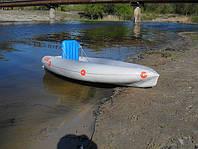 Байдарка надувная Fish-Ka 24VS килевая, с явно выраженными штевнями