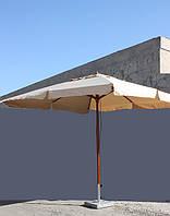 """Деревянный зонт """"МИЛАН"""" для кафе, ресторана"""