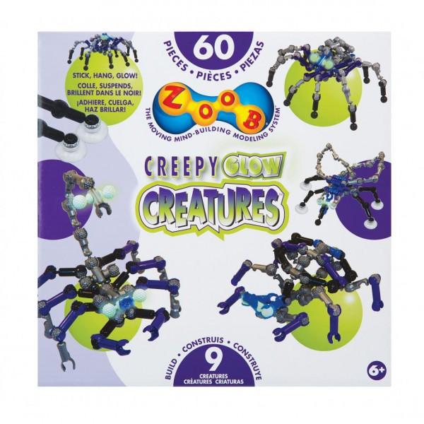 Конструктор ZOOB Creepy Glow Creatures (14003)
