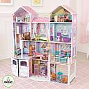 Ляльковий будинок з меблями Заміська садиба KidKraft Kensington 65242, фото 2