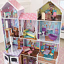 Ляльковий будинок з меблями Заміська садиба KidKraft Kensington 65242, фото 3
