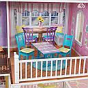 Ляльковий будинок з меблями Заміська садиба KidKraft Kensington 65242, фото 6