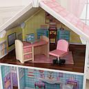Ляльковий будинок з меблями Заміська садиба KidKraft Kensington 65242, фото 8