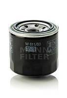 Фильтр масляный MANN W 811/80 для Hyundai Accent , Kia CEE'D , Hyundai Tucson , Mitsubishi Lancer , Pajero
