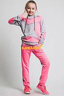 Спортивный трикотажный костюм на девочку подростка