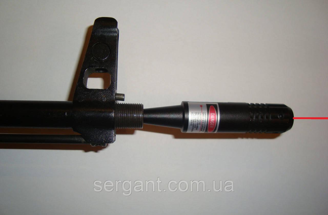 Лазерный прибор холодной пристрелки для АК калибр 5.45х39