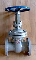 Задвижка стальная усиленная  STA 30с64нж L=300мм Ду100мм 25МПа