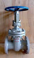 Задвижка стальная усиленная  STA 30с64нж L=180мм Ду50мм 25МПа
