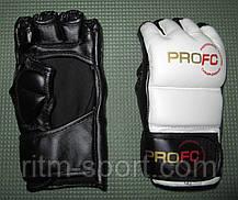 """Перчатки для единоборств """"PROFC"""" М2 (ММА), фото 2"""