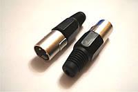Штекер микрофонный Canon