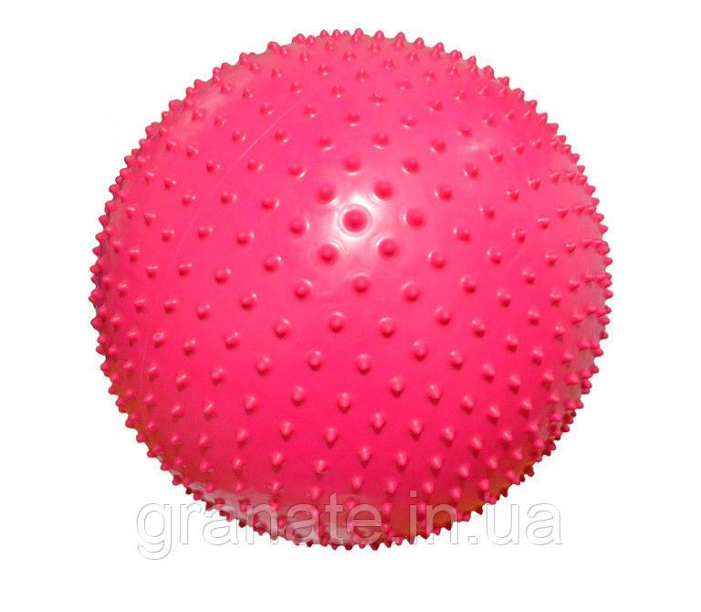 Мяч/Фитбол массажный 65 см, фото 1