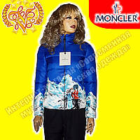 Женский пуховик Moncler