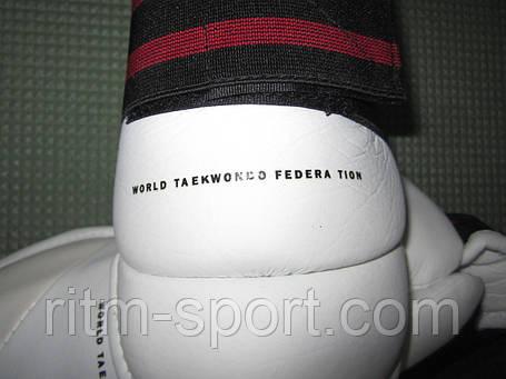 Защита голени и стопы Taekwondo WTF, фото 2