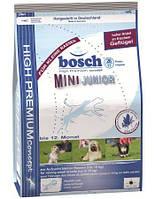 сухий корм для собак  BOSCH Mini junior 15 кг