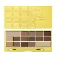 Палетка теней для век Makeup Revolution Naked Chocolate