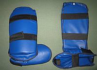 Защита ног (голени и стопы)