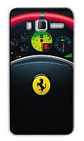 Чехол для Lenovo A916 (Ferrari)