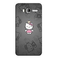 Чехол для Lenovo A916 (Hello Kitty)